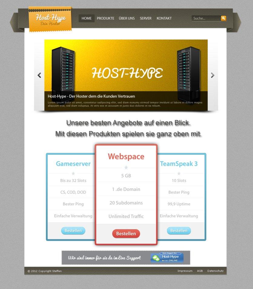 Host-Hype by Steffen