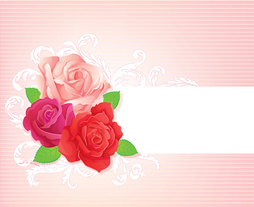 Huge collection of beautiful flower vector graphics 20 free