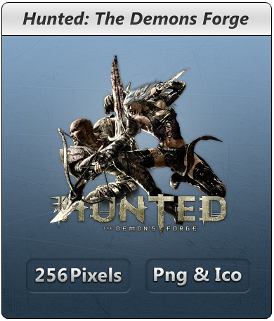 Hunted The Demons Forge – Icon