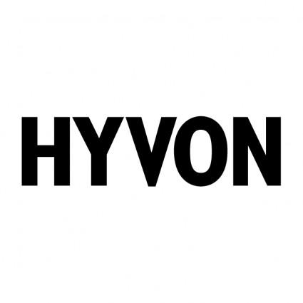 hyvon logo