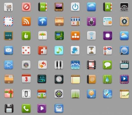 iCandies icons pack