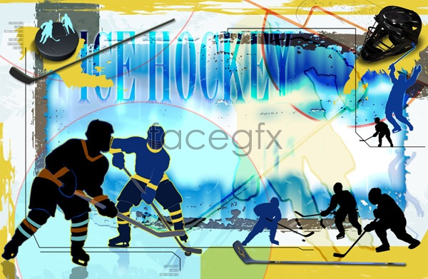 Ice hockey psd over millions vectors stock photos hd pictures ice hockey psd toneelgroepblik Choice Image