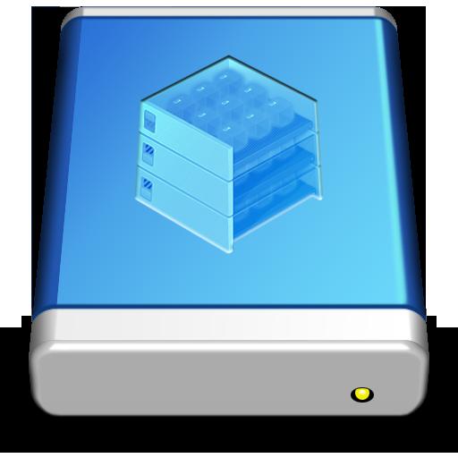 IconBox DiskImage Custom Icon