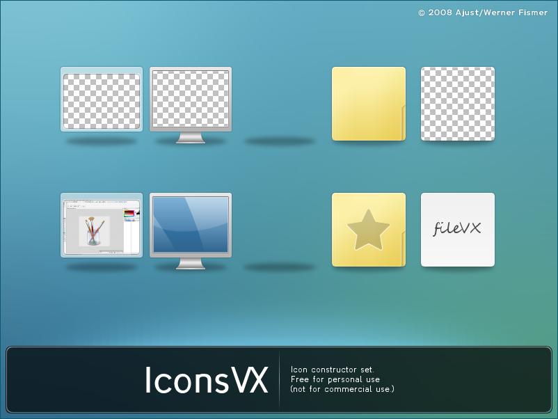 IconsVX Constructor Set