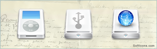 iDrives Icons