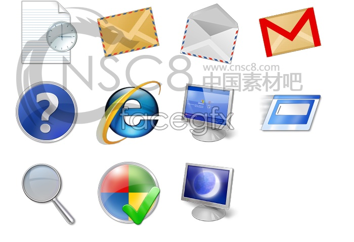 IE collection icon