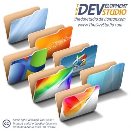 Image Folders v1 icons pack