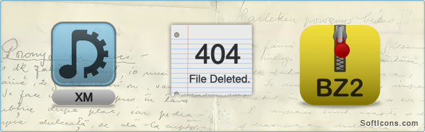 Imageboard Filetype Icons