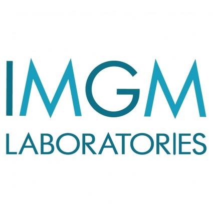 imgm laboratories logo