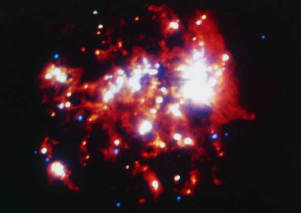 Interstellar space 181