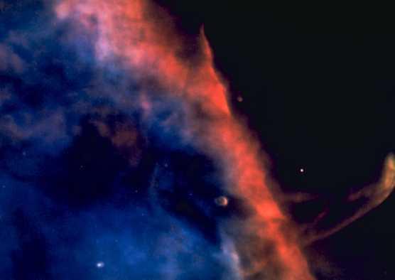 Interstellar space 188