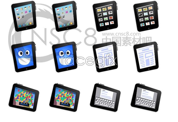 IPad desktop icons