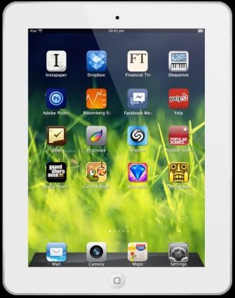ipad3 new ipad white