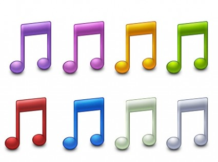 iTunes Icons icons pack