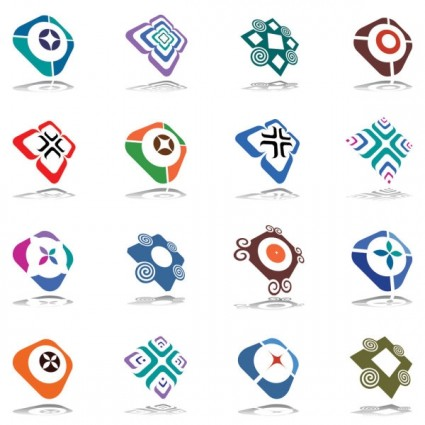 kinds of identification pattern vector