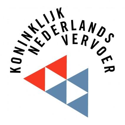 koninklijk nederlands vervoer logo
