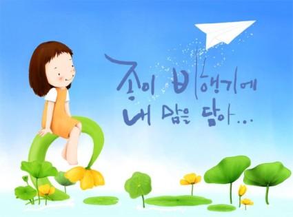 korean children illustrator psd 40