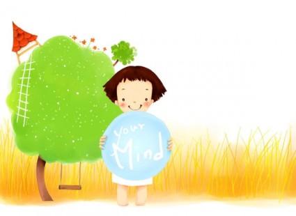 korean children illustrator psd 56