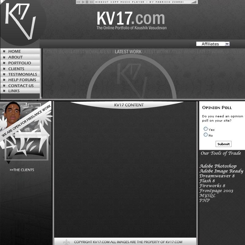 kv17.com version 2 concept