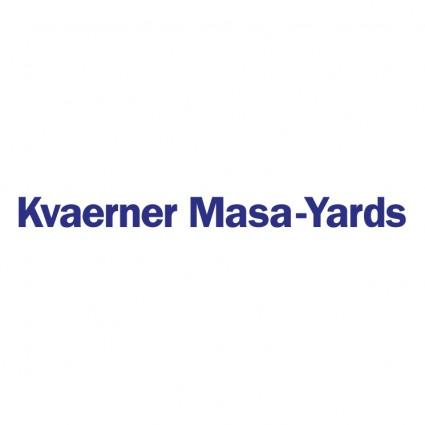 kvaerner masa yards logo