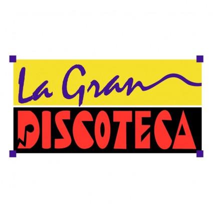 la gran discoteca logo