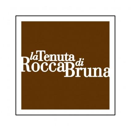 la tenuta di rocca bruna logo