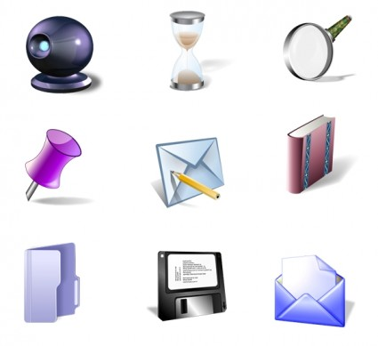 Large Icons for Vista icons pack