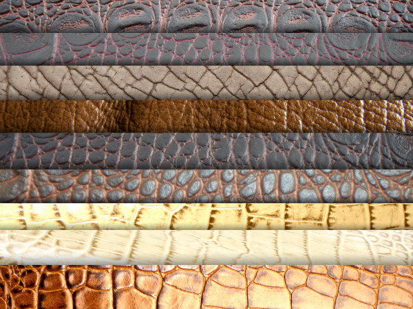 Leather texture HD picture material-2
