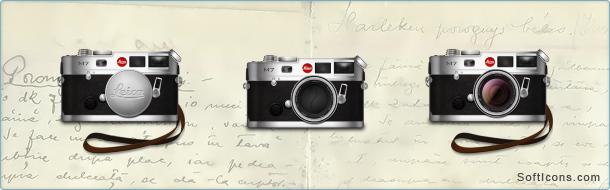 Leica M7 Icons