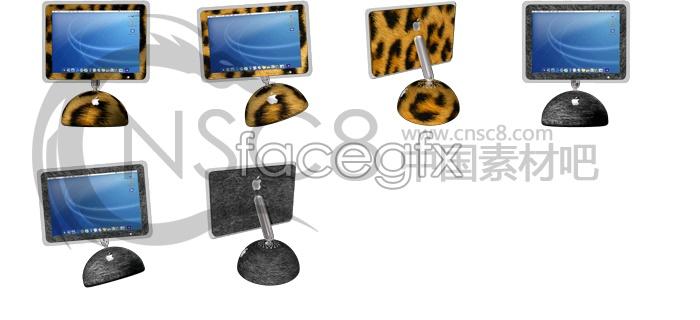 Leopard-Apple machine series