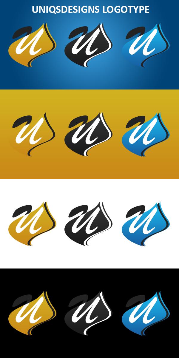 Logo 5 – uniQsDesigns v1