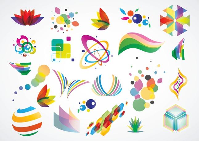 All The Elements Of Design : Logo design elements vector free over millions vectors