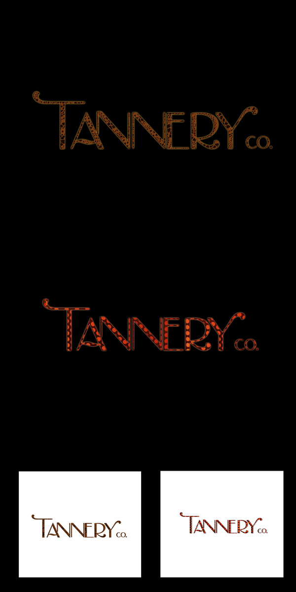 logotype Tannery co.