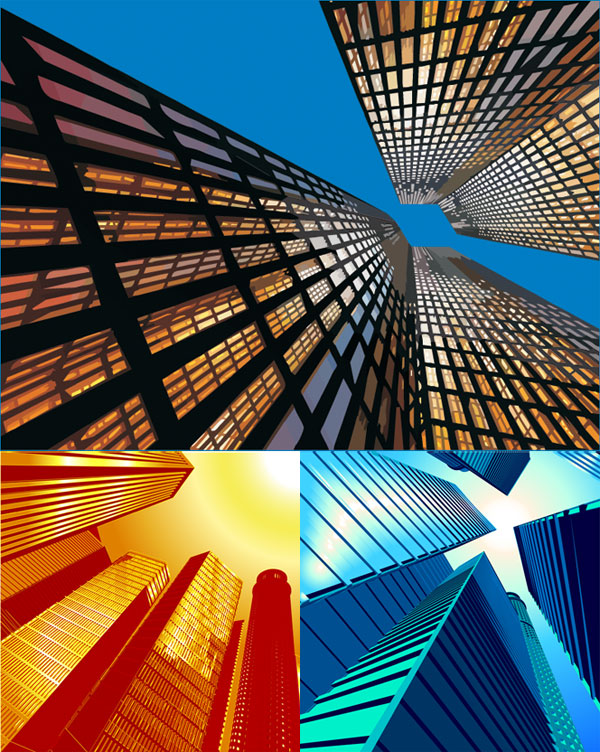 Look up tall buildings – Over millions vectors, stock photos, hd