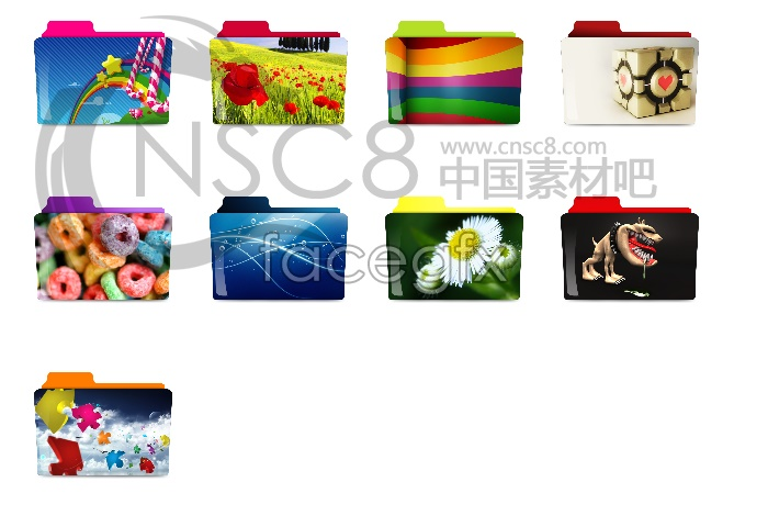 Lovely Folders icon