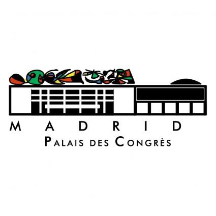 madrid palacio de congres logo