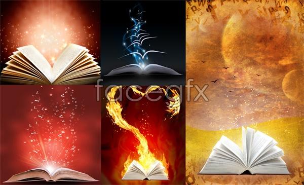 Magic books psd – Over millions vectors, stock photos, hd