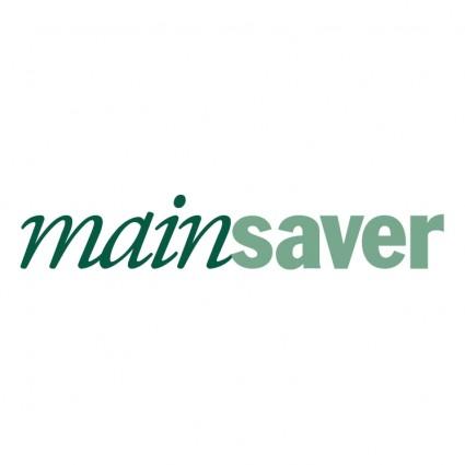 mainsaver logo