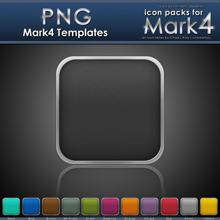 Mark4 – PhotoShop Templates