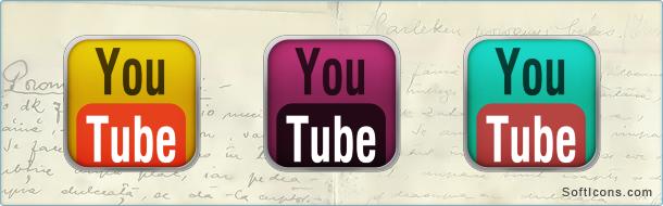 Mark4 YouTube Icons