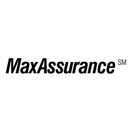 maxassurance logo
