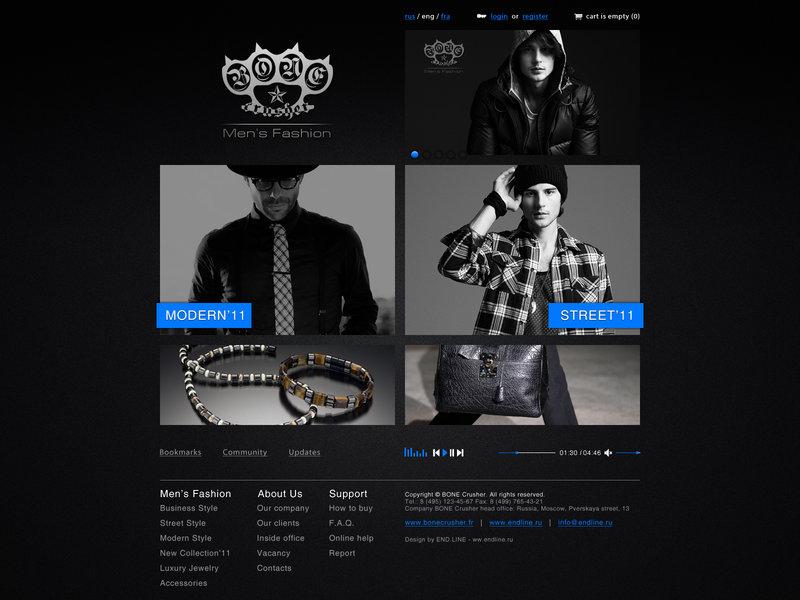 mens fashion site