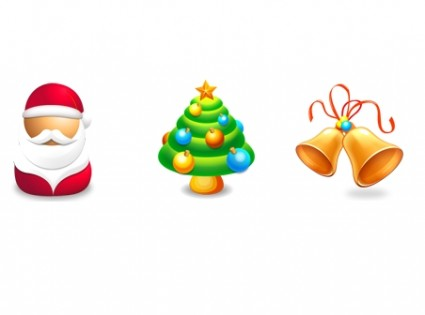 Merry Christmas Icons icons pack