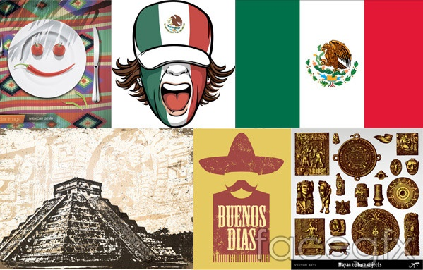 Mexico theme stuff vector over millions vectors stock photos hd mexico theme stuff vector toneelgroepblik Choice Image