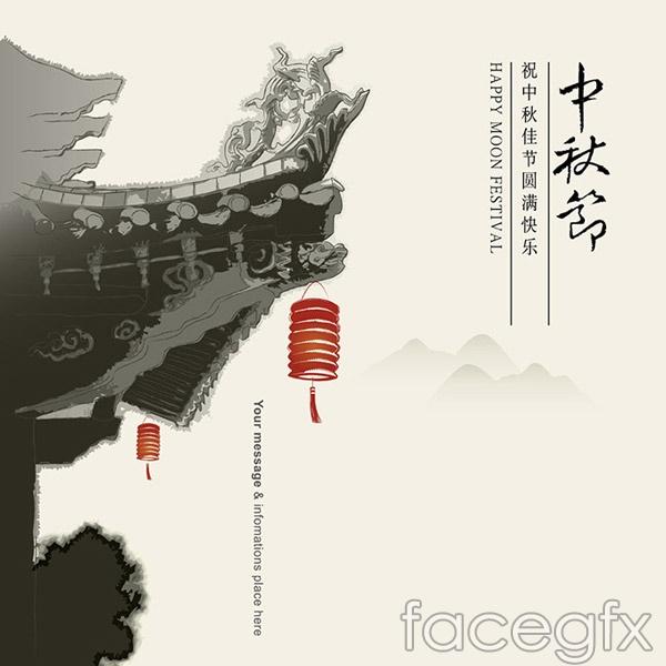Mid autumn festival ink ad vector over millions vectors stock mid autumn festival ink ad vector toneelgroepblik Image collections