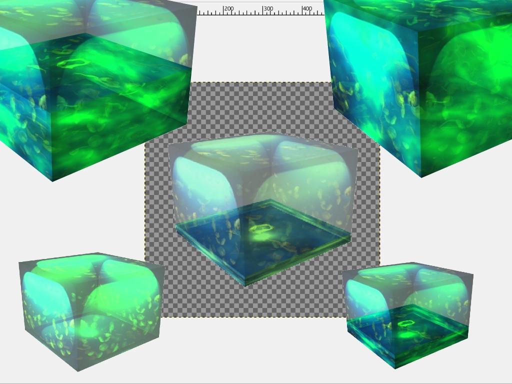MidnightAquaProgressBox XCF 05