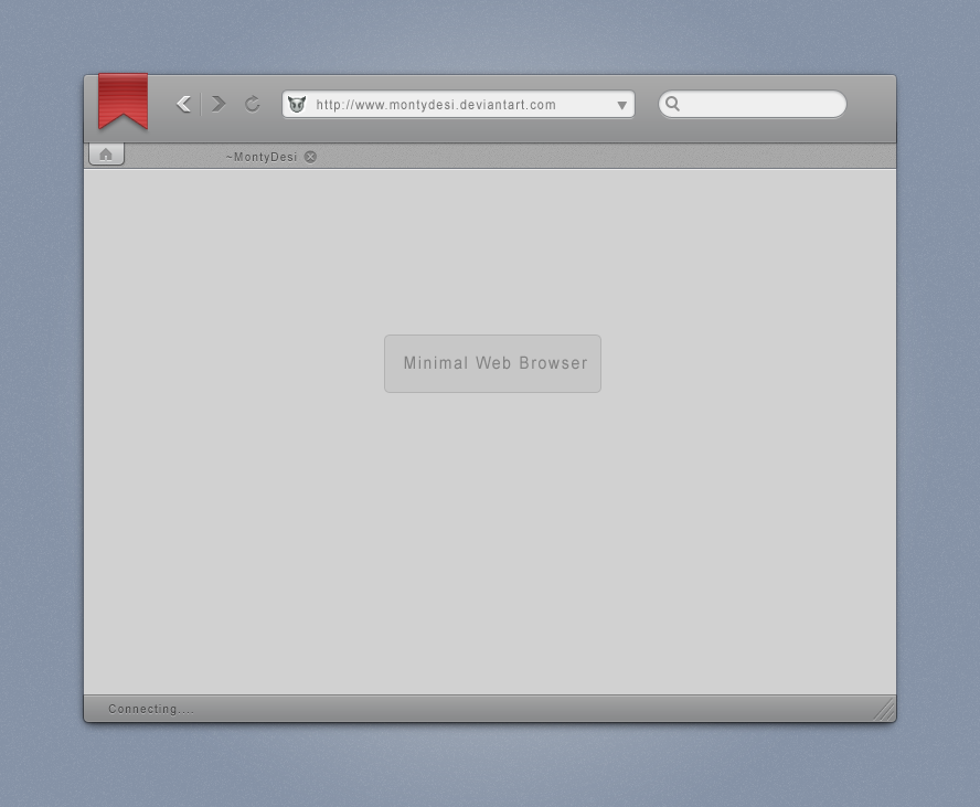 Minimal Web Browser
