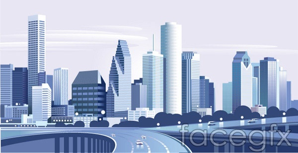 Modern urban architecture vector over millions vectors stock modern urban architecture vector free download modern toneelgroepblik Image collections