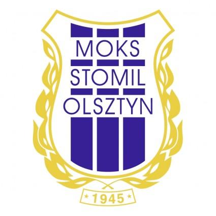 moks stomil olsztyn logo