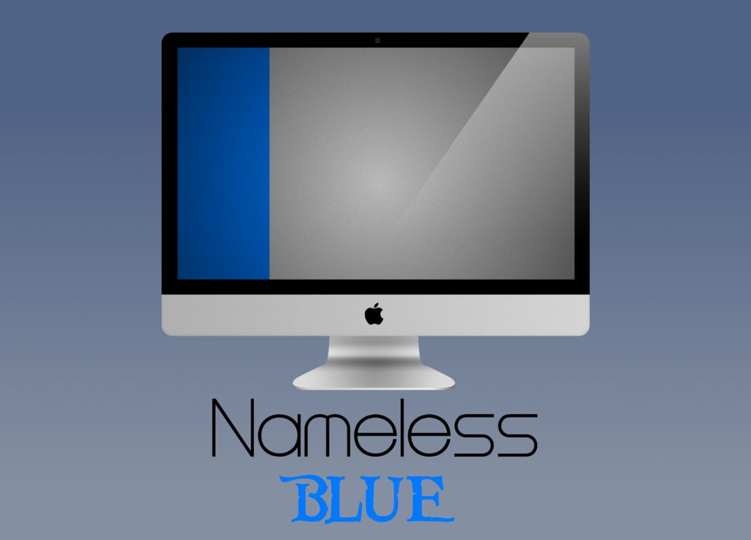 Nameless: Blue